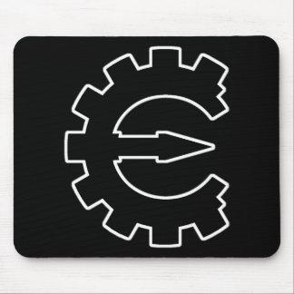 Cheat Engine Logo 2 - Black Mouse Pad