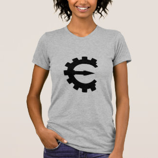 Cheat Engine Logo 2 - Black T-Shirt