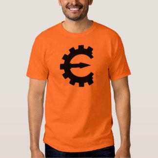 Cheat Engine Logo 2 - Black Tshirts
