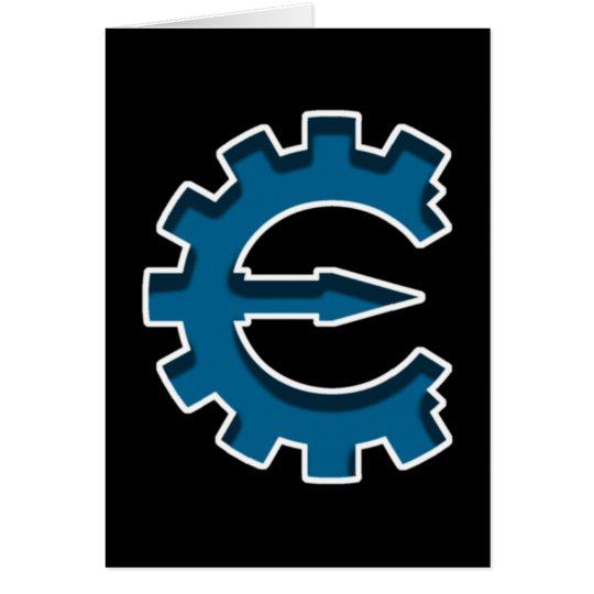 Cheat Engine Logo 2 Card