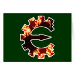 Cheat Engine Logo 2 - Fractal Greeting Cards
