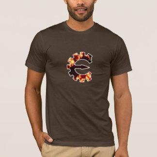Cheat Engine Logo 2 - Fractal T-Shirt