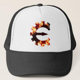 Cheat Engine Logo 2 - Fractal Trucker Hat