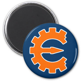Cheat Engine Logo 2 - Orange Magnet