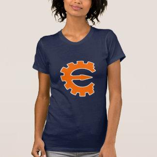 Cheat Engine Logo 2 - Orange T Shirt