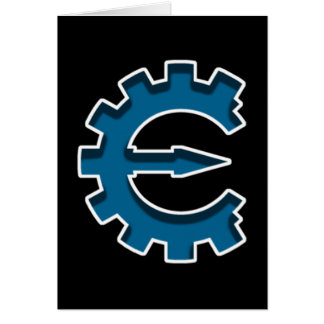 Cheat Engine Logo 2 Stationery Note Card