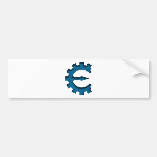 Cheat Engine Logo Bumper Sticker