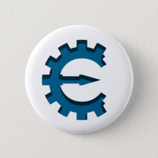 Cheat Engine Logo Pinback Button