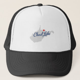 Cheat Lake West Virginia WV Shirt Trucker Hat