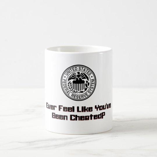 Cheated2 Coffee Mug