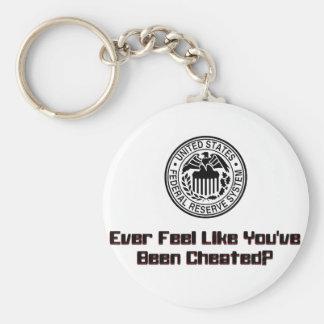 Cheated2 Keychain