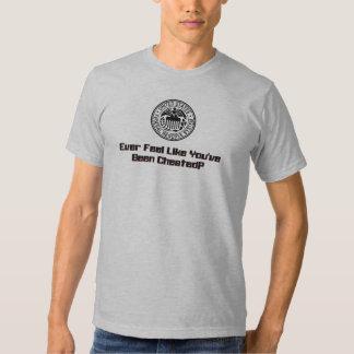 Cheated2 T-Shirt