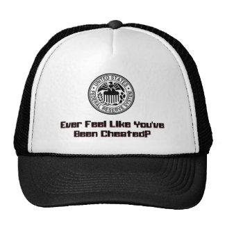 Cheated2 Trucker Hat