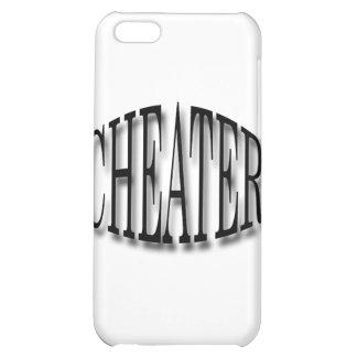 Cheater black iPhone 5C cases