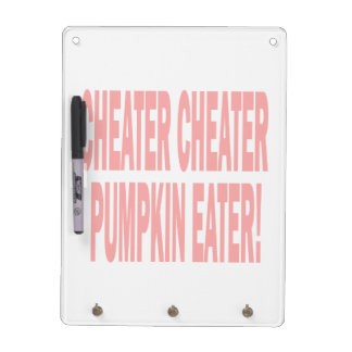 Cheater Cheater Dry Erase Whiteboards