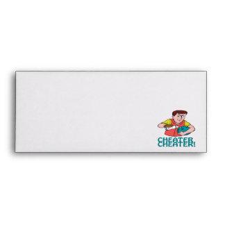 Cheater Cheater Envelope