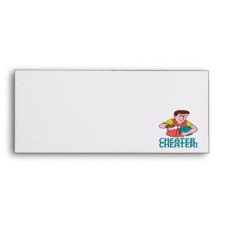 Cheater Cheater Envelopes