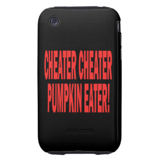Cheater Cheater iPhone 3 Tough Cover