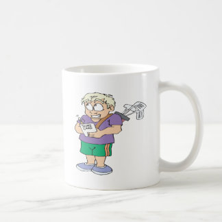 Cheater Cheater Pumpkin Eater Coffee Mug