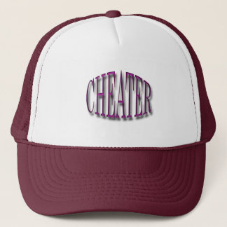 Cheater Trucker Hat