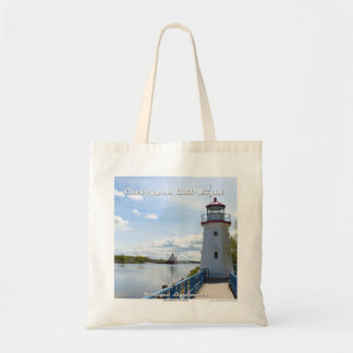 Cheboygan Crib Light - Budget Tote Bag