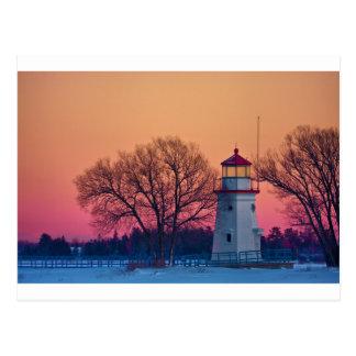 Cheboygan Light #3003 Postcards
