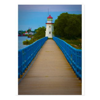 Cheboygan Lighthouse #6557 Postcards