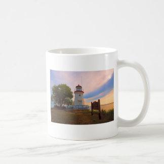 Cheboygan Lighthouse #6569 Mugs