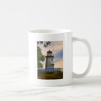 Cheboygan Lighthouse #6578 Coffee Mug