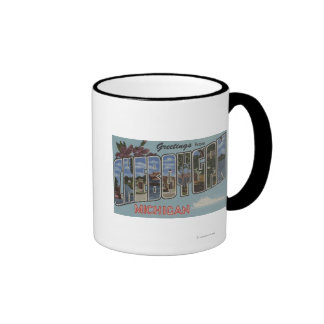 Cheboygan, Michigan - escenas grandes de la letra Taza De Café