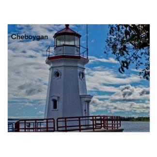 Cheboygan Postcard