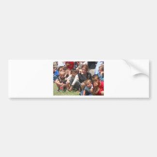 Chechen Children Bumper Sticker