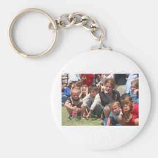 Chechen Children Keychain
