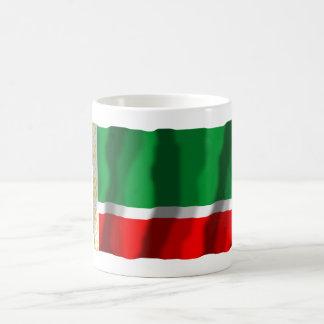 Chechen Republic Flag Coffee Mug