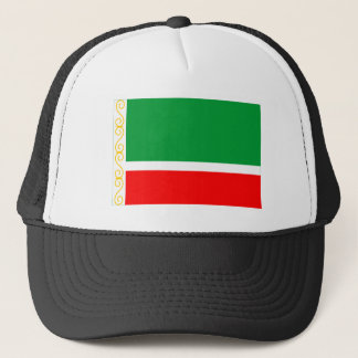 Chechen Republic Flag Trucker Hat