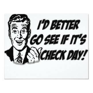 Check Day Custom Invite