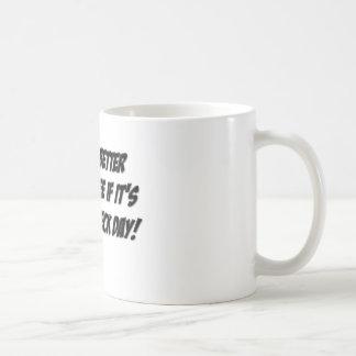 Check Day Coffee Mugs