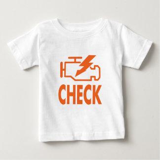Check Engine Baby T-Shirt