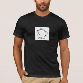 Check Engine Light Drawing T-Shirt