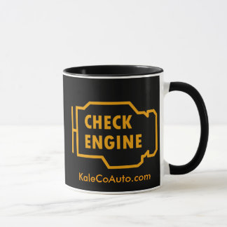 Check Engine Mug