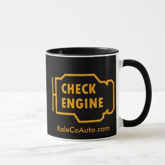 Check Engine Mug