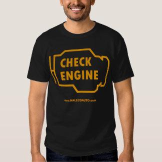 Check Engine Shirt
