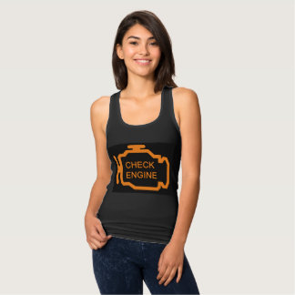 Check Engine Tank Top
