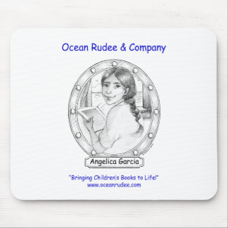 Check it out Angelica Garcia on a Mousepads