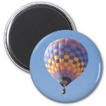 Check-It-Out Hot Air Balloon Magnet