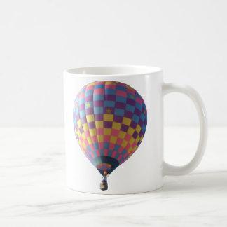 Check-It-Out Hot Air Balloon Mug