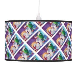 Check it Twice Pendant Lamp