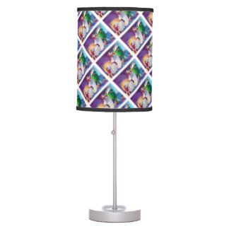 Check it Twice Desk Lamps