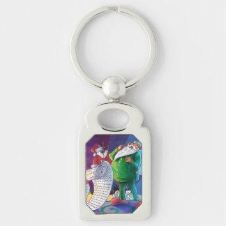 Check it Twice Keychain