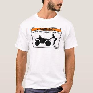 Check lubrication T-Shirt
